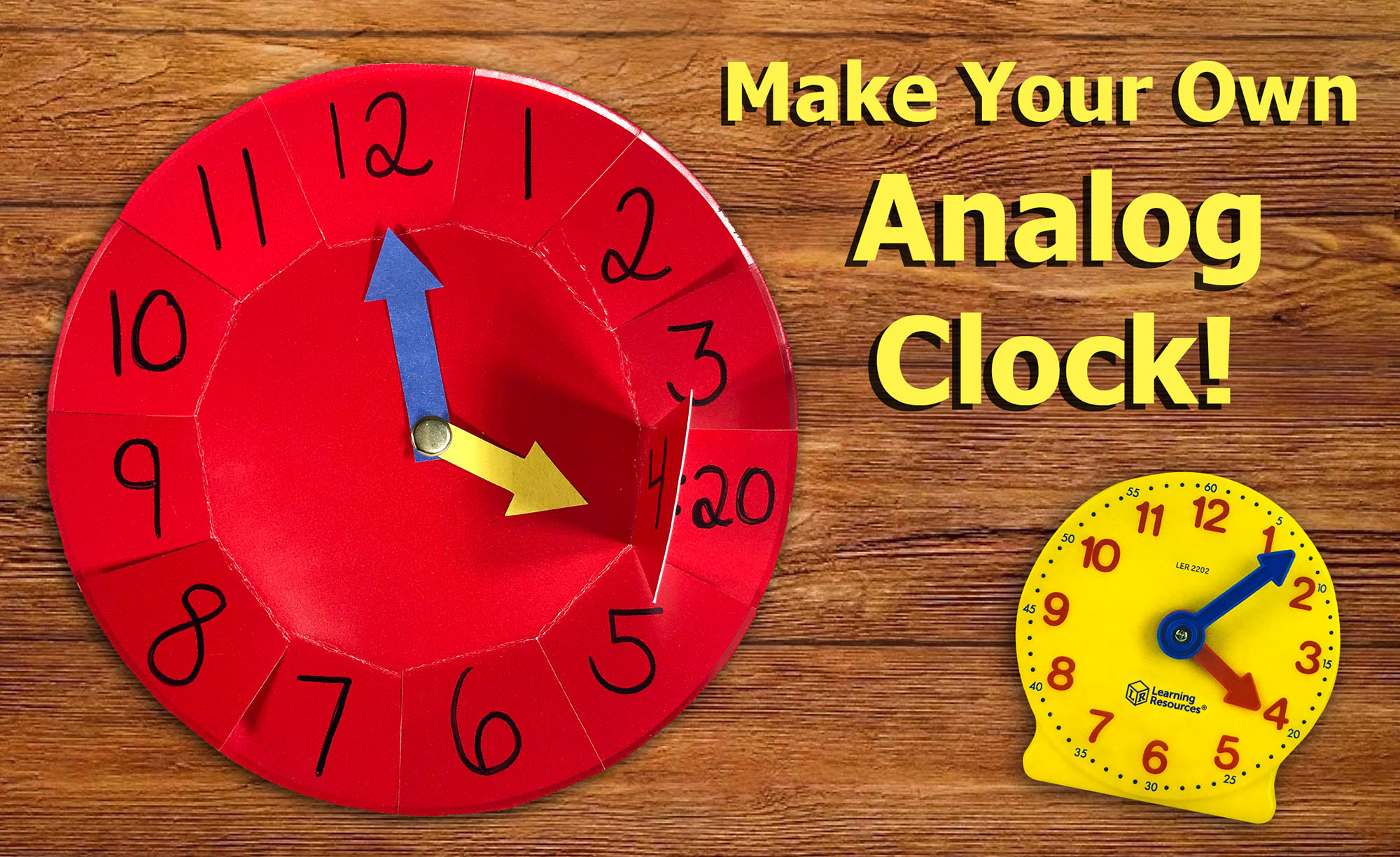 Analog Clock Activity