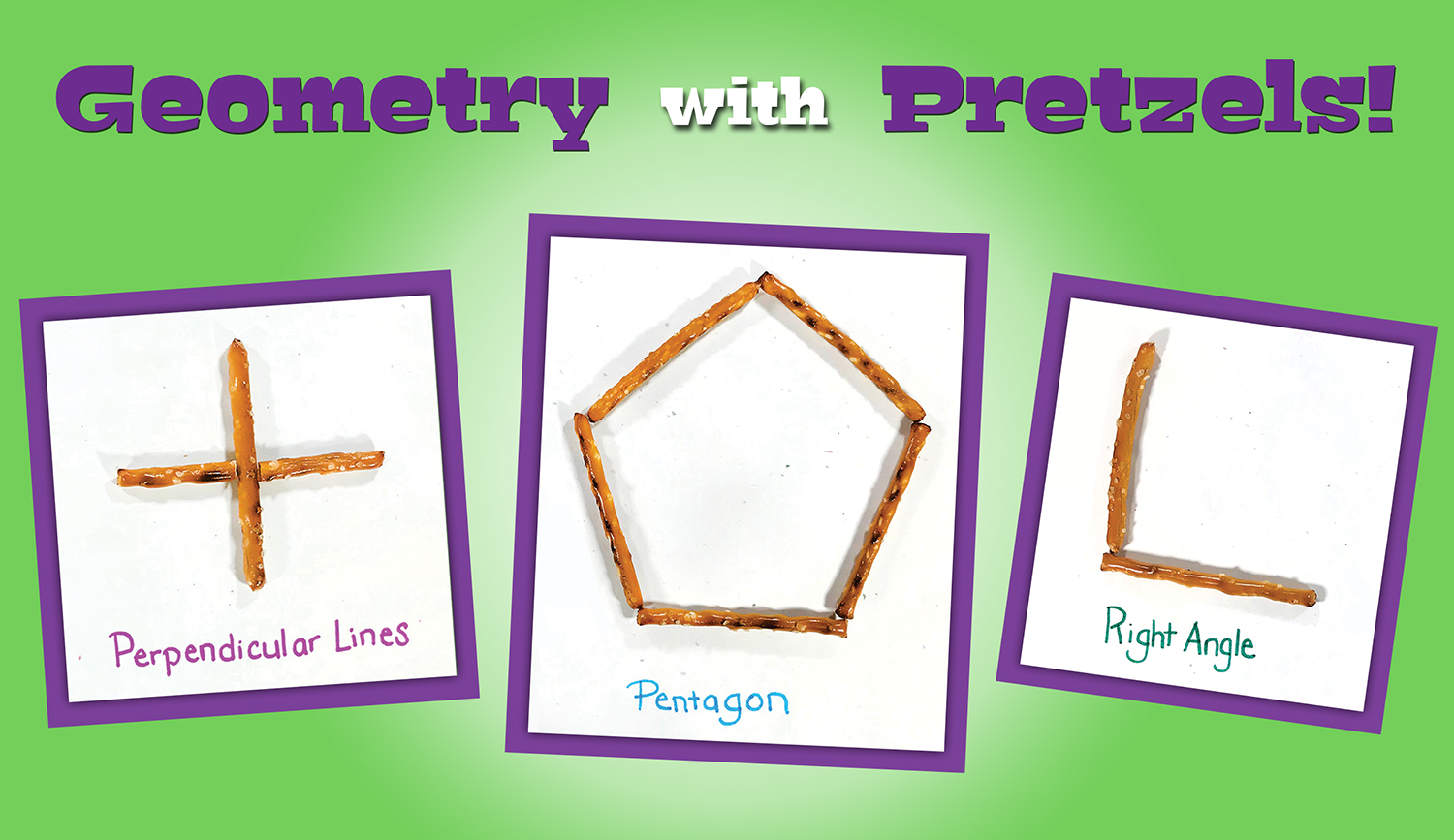 Pretzel Geometry Activities