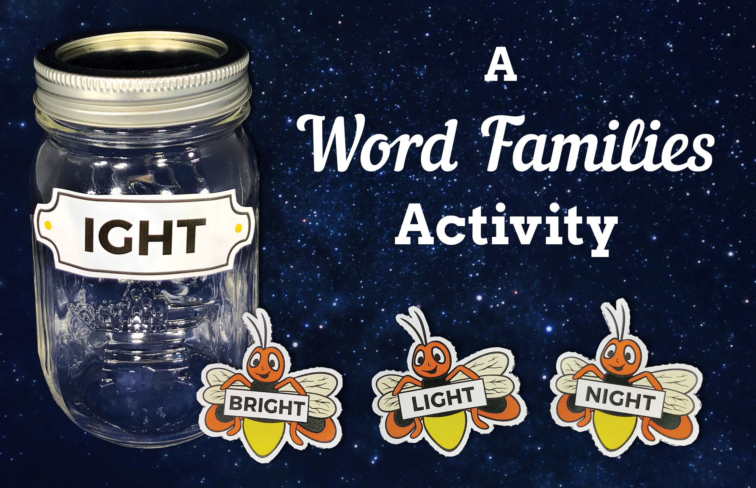 Firefly Word Families