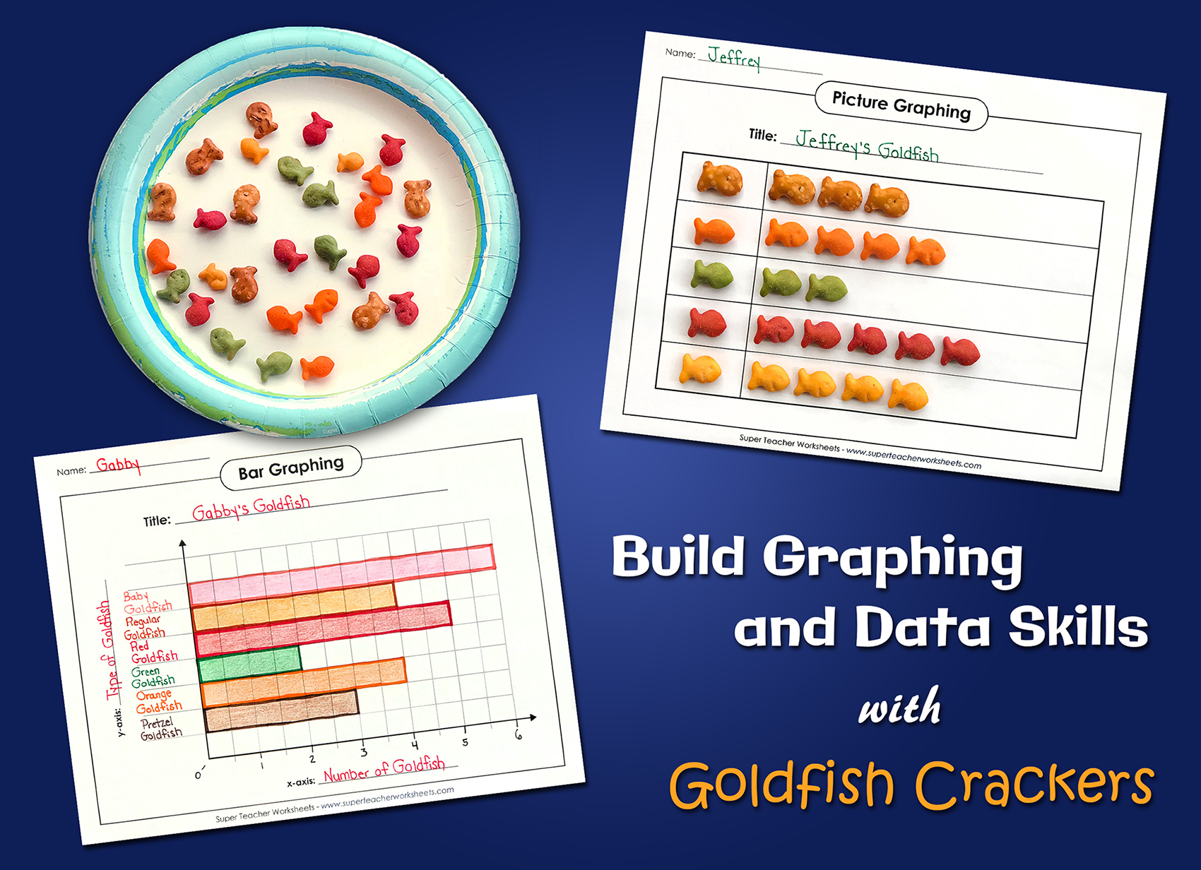 Goldfish Graphing and Data