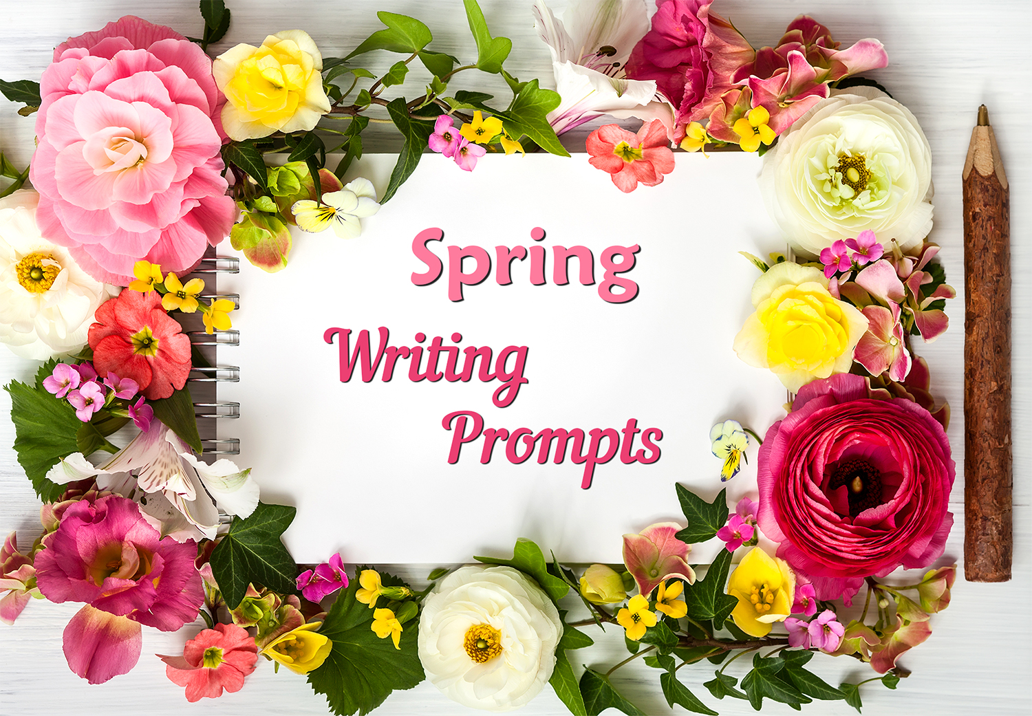 Creative Writing Prompts!