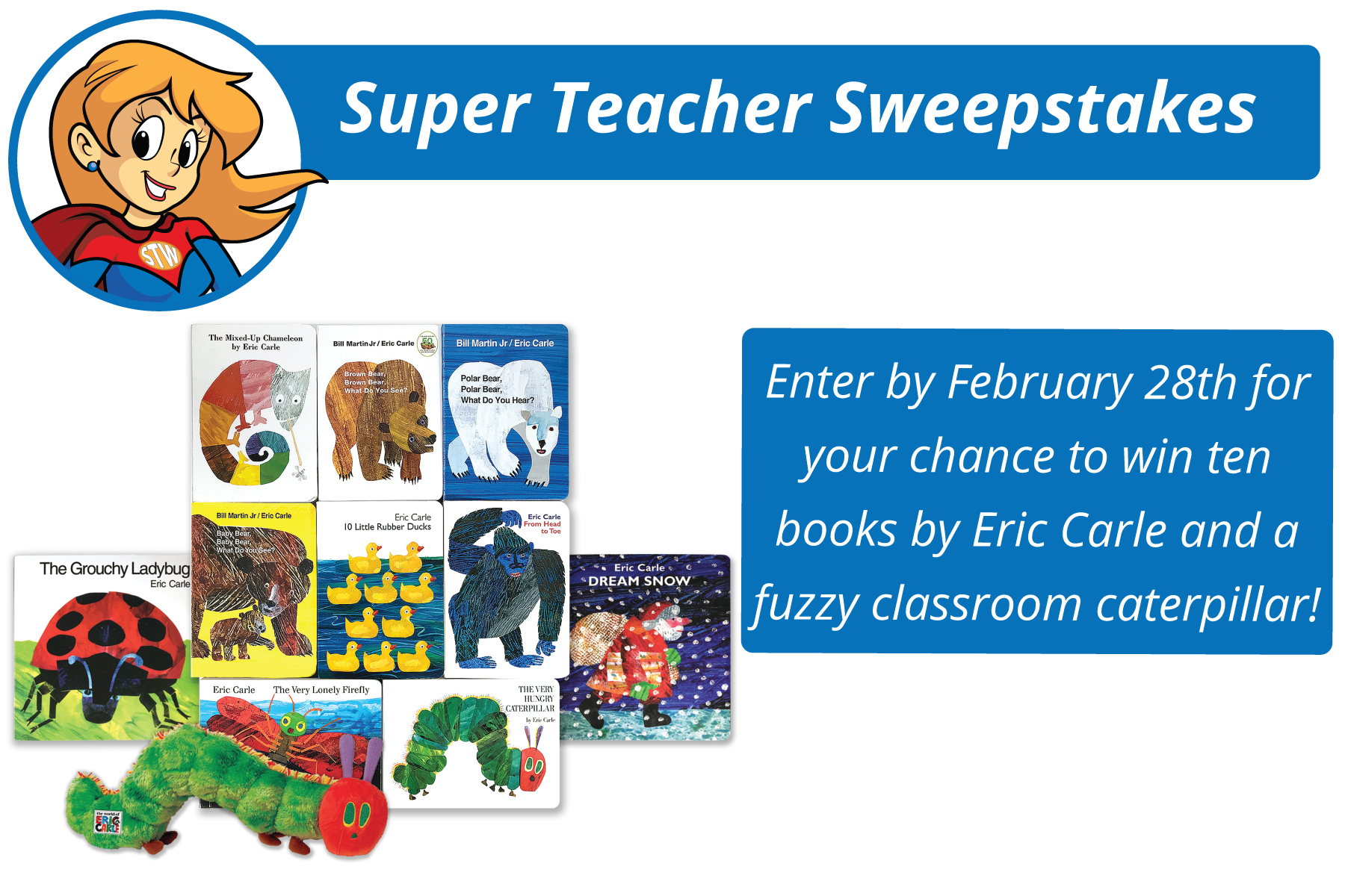 Super Teacher Contest