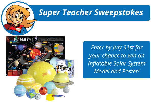 Solar System Sweepstakes