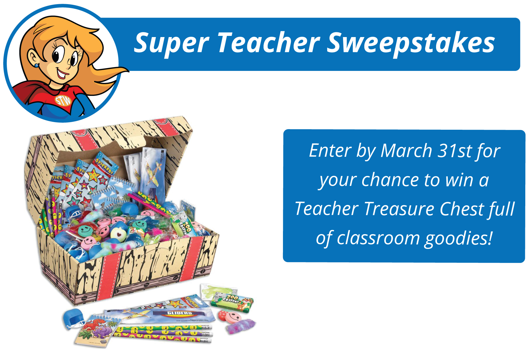 Super Teacher Worksheets Giveaway