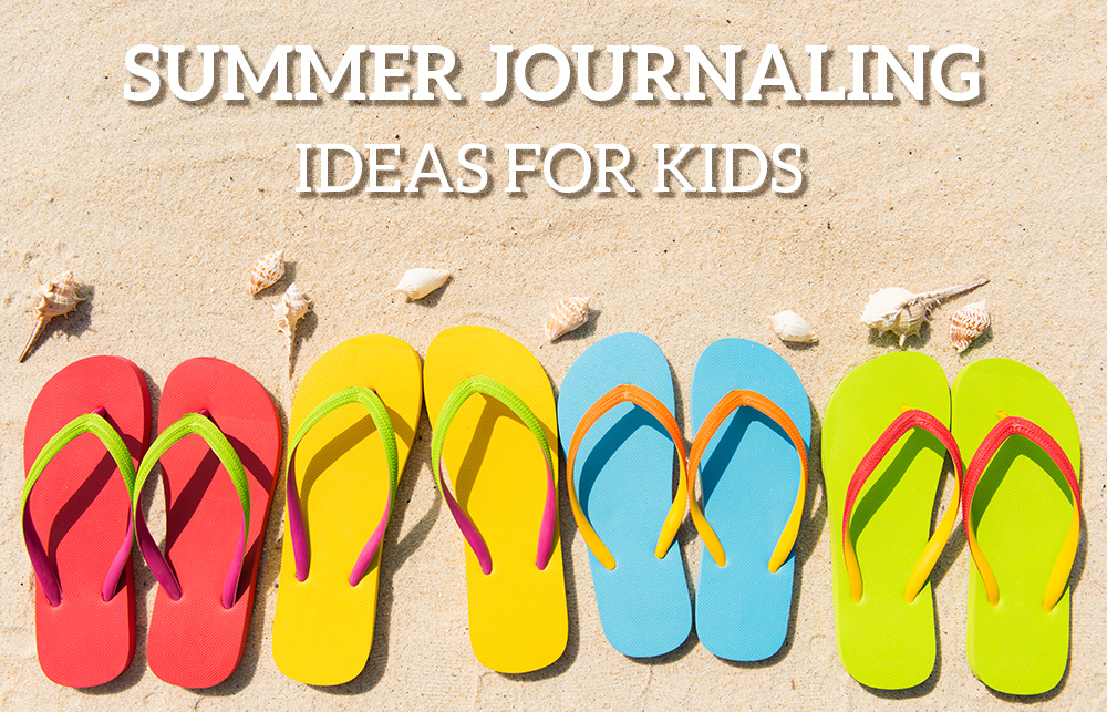 Summer Writing Prompts Activity